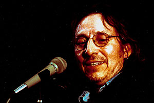 World Poetry Bout© - John Trudell